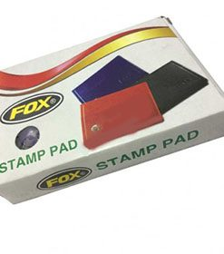 Fox Stamp Pad