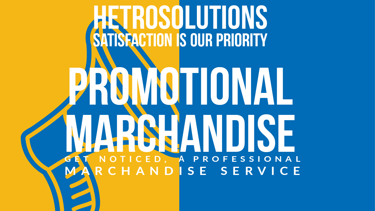 promotional marchandise solutions hetro solutions in pakistan and world wide hetrosolutions.com
