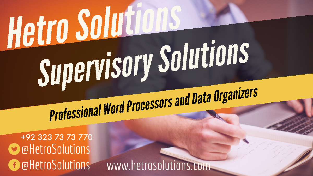 supervisory solutions hetro solutions word processors n solutions hetrosolutions.com