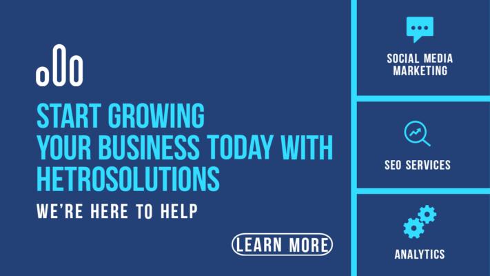 social media marketing SMM SEO analytics business solutions by hetro solutions world wide hetrosolutions.com